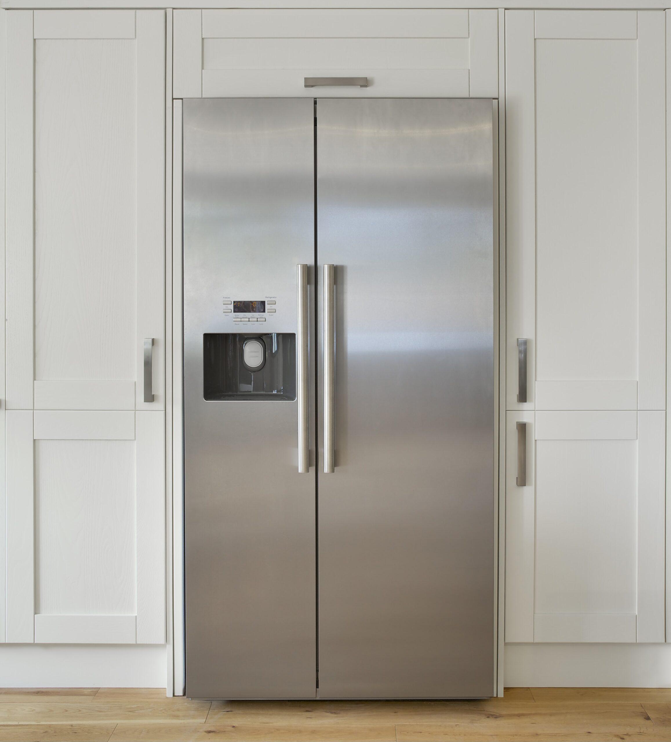 Refrigerator in Atkin, Minnesota